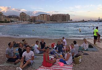 June 28th, 2017 – Beach picnic- informative meeting