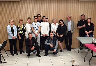 April 13th, 2017 – Edhec dinner and TAF presentation organised by Marm'eau
