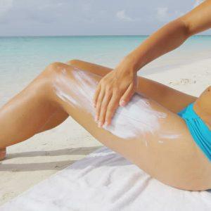 Crème solaire – est-il sûre d'utiliser?