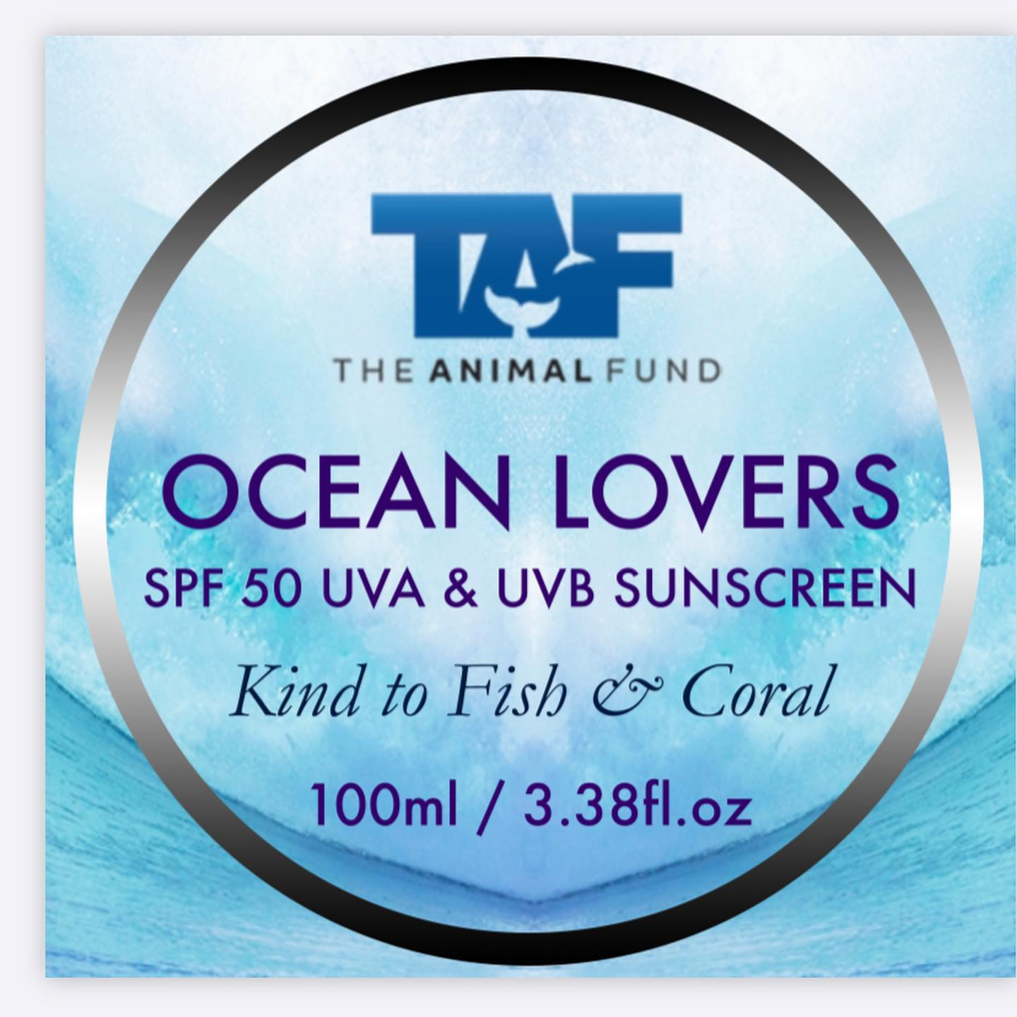 TAF Sunscreen 50SPF