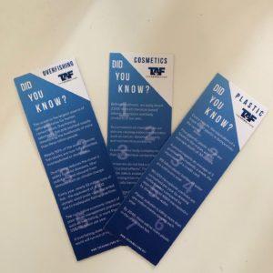 TAF bookmarks