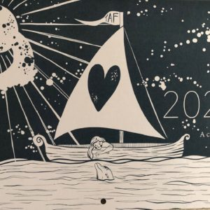 TAF 2022 Calendar